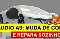 Audi A9: O Carro do Futuro Que Muda De Cor E Que se Repara Sozinho!